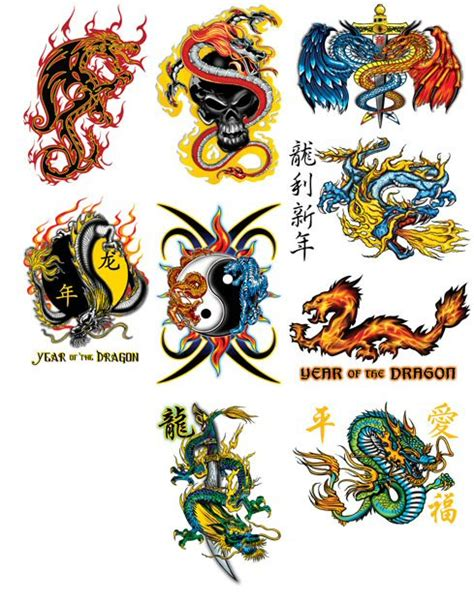 tattoo of the year photo year of the dragon tattoo www pixshark com images