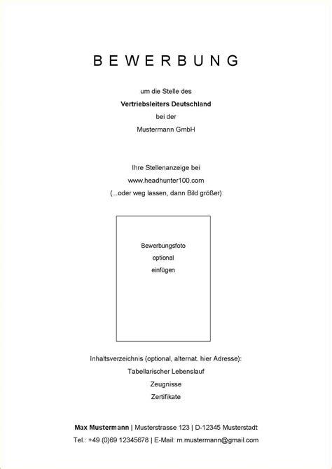 Bewerbung Ausbildung Foto 9 Deckblatt Bewerbung Ausbildung Deckblatt Bewerbung