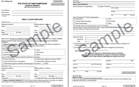 Small Claims Search How To File A Claim In Small Claims Court Models Picture