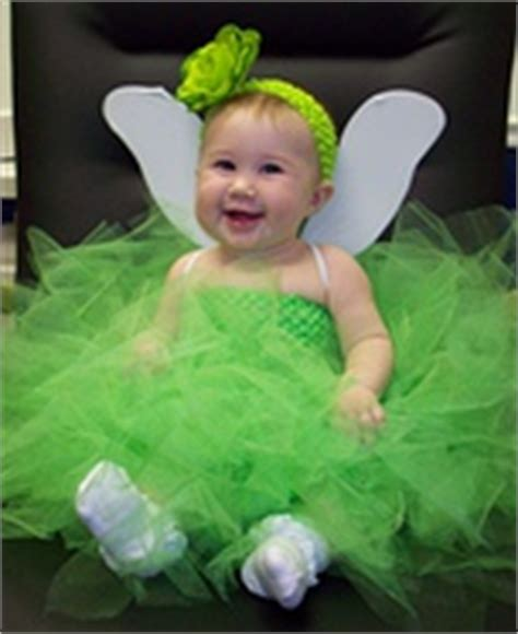 Pita Handmade Baby Tinkerbell 21 easy costumes for baby s