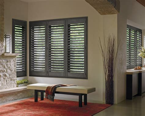 Window Fashions Douglas Plantation Shutters California Window