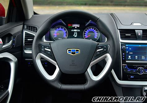 Geely Emgrand Interior by Geely Emgrand Ec7 Interior