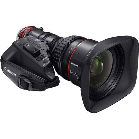 cineplex zoom canon cn7x17 kas s cine servo 17 120mm t2 95 ef mount