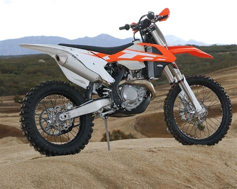 Ktm 450 Dirt Bike 2016 Ktm 450 Xc F Dirt Bike Test