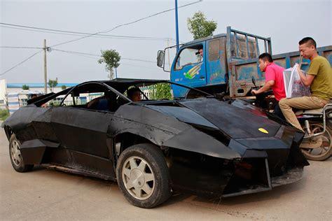 Handmade Car - wheels can t afford a supercar build your own