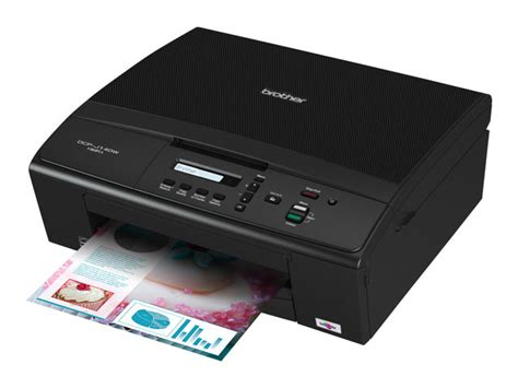 Printer Dcp J140w Surabaya Dcpj140wzu1 Dcp J140w Multifunction Printer Colour Currys Pc World Business