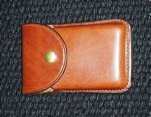 Handmade Leather Cell Phone Cases - handmade leather cellphone smartphone witt s custom