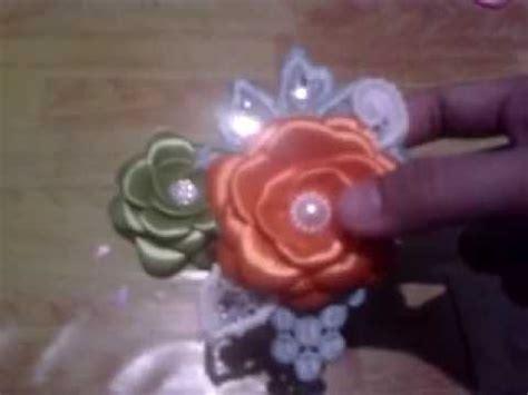 Bross Dagu Pin Pita Sylver Kecil cara membuat bros cantik gardenia doovi