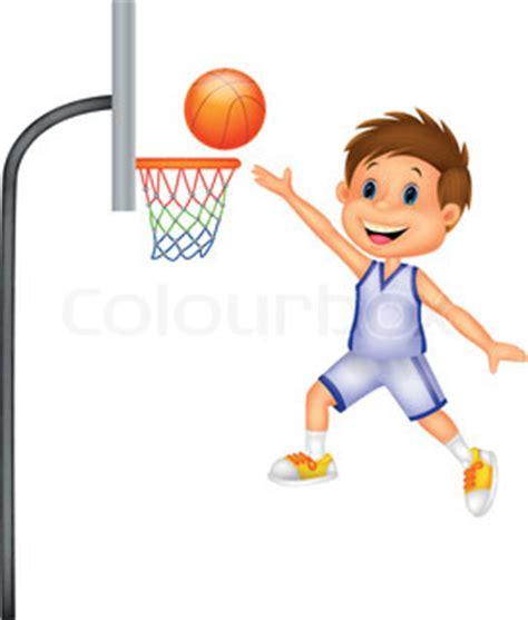 basketball spielen boy basket