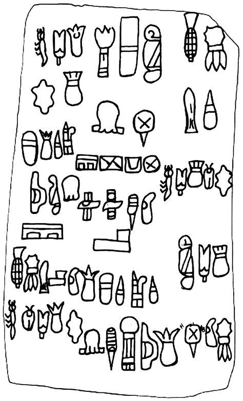 imagenes de jeroglíficos olmecas sistemas de escritura de mesoam 233 rica