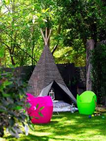 Backyard Camping Ideas For Children Small House Design With Living Room Ideas
