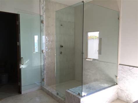 Half Glass Shower Industrial Apartment Shower Doors Shower Screens
