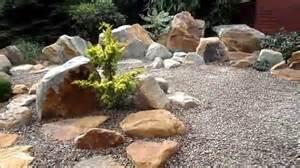 Steingarten Hang Anlegen Ein Steingarten Im Alpinen Stiel Youtube