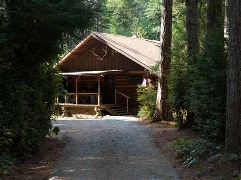 Cabin In Woods For Rent by Log Cabin In The Woods No Tv Bandon