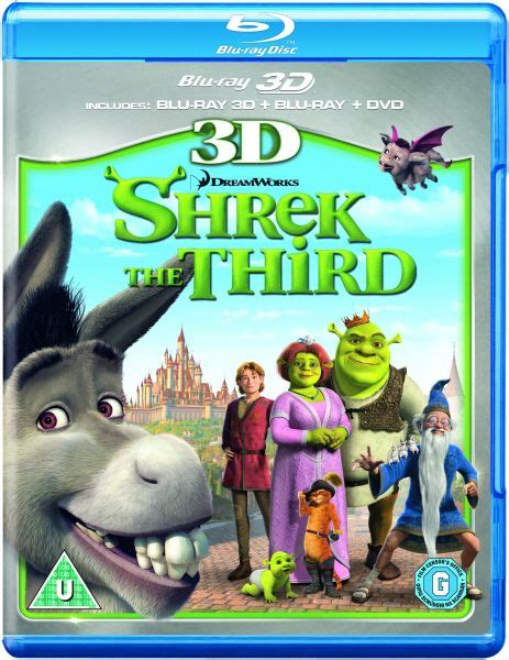 laste ned filmer the mystery of dragon seal the journey to china shrek the third 3d 3d blu ray 2d blu ray and dvd blu