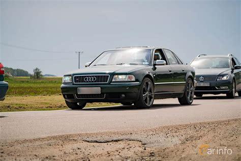 Audi A8 Facelift by Audi A8 D2 Facelift