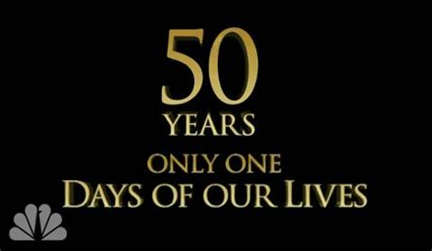 days of our lives message boards soapcentral video sneak peek at days 50th anniversary material