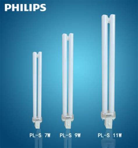 Philips Pl S 2p 7w 865 ph pl s 9w 2p compact fluorescent l pl s 9w 827 840 865