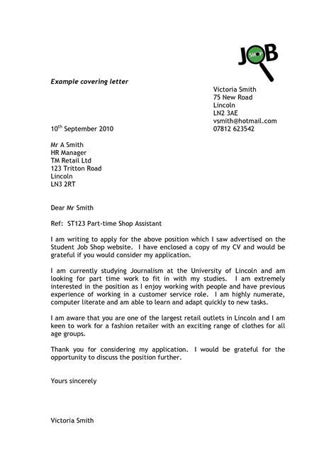 writing cover letter example mollysherman