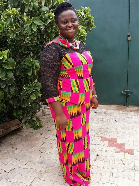 Simple Dress Styles In Ghana