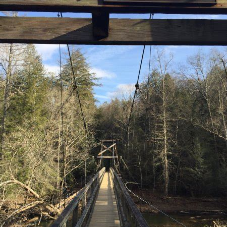 blue ridge swinging bridge toccoa river swinging bridge blue ridge all you need