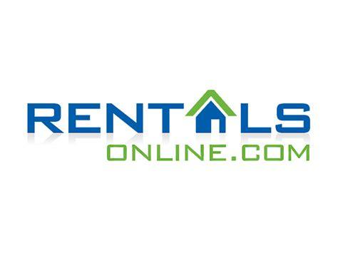 rentals  logo corporate identity print design