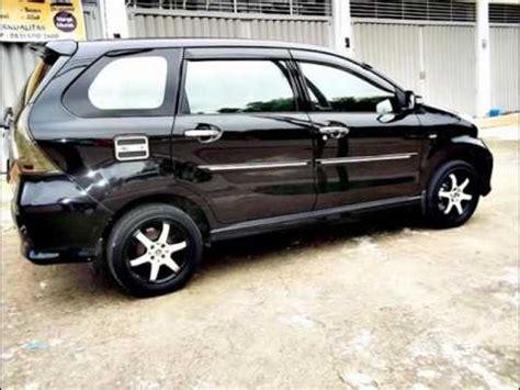 Lu Variasi Mobil Avanza dijual mobil toyota avanza velox variasi 2013