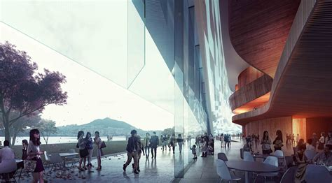 new listing aims to bring new life to grand avenue arts busan s new opera house aims to bring new life to its port