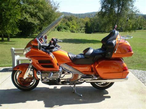 Navi Stripe Orange honda goldwing gl1500 se for sale on 2040 motos