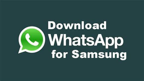 whatsapp free samsung mobile whatsapp update available on samsung galaxy