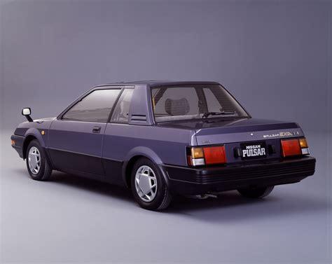 Nissan Pulsar Exa E 1500 N12 04 1982 09 1986