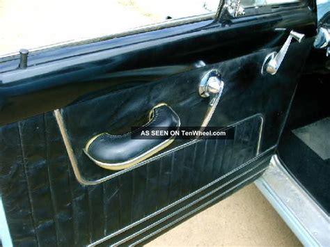 manhattan upholstery 1953 kaiser manhattan upholstery