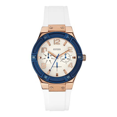 Guess Collection White Gold Combi collection guess watches
