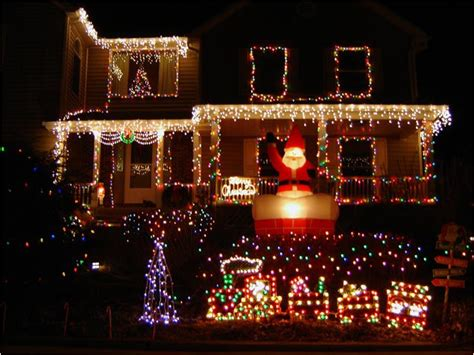 Impressive Over The Top Christmas Light Displays The Best Light Displays