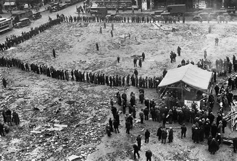 The Great Depression Soup Kitchen by Dinge En Goete Things And Stuff This Day In History