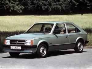Opel Kadett Pictures Opel Kadett 3 Door D 1979 84 Pictures 1920x1440