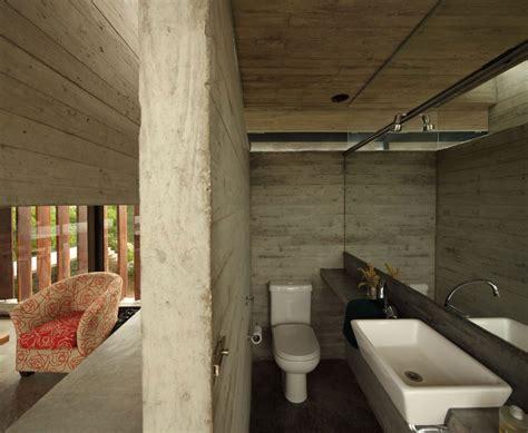 cement home decor ideas modern house costa esmeralda house by bak architects