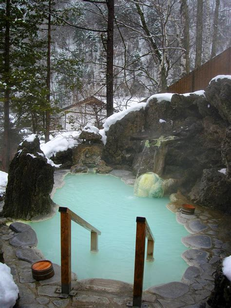 onsen spa shirahone onsen gifu prefecture japan photo on sunsurfer