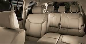 lexus suv seats 7 autos post