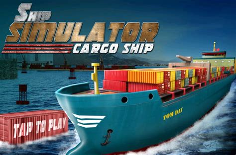 ship simulator cargo ship simulator 3d game para android apk baixar