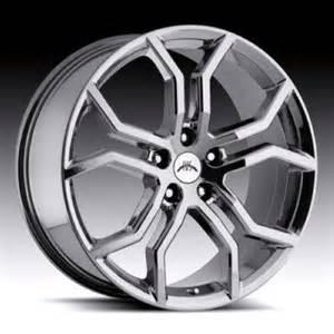 20 Cadillac Rims 20 Quot Cadillac Cts Coupe Wheels Rims Pvd Chrome Ebay