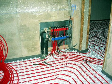 hydronic radiant floor heating systems infobarrel