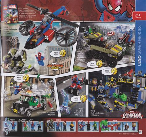 Lego Set new marvel universe lego sets for 2014 graphic policy