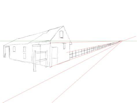scheune zeichnen 2 1 und wieder eine skizze gimp werkstatt