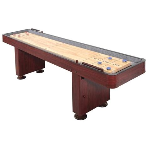 table shuffle board shuffleboard table pc pools