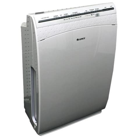 Air Purifier Gree gree grunaire air purifier with hepa filter white air