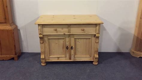 Antique Small Dresser by Small Antique Dresser Base Cupboard Pinefinders Pine