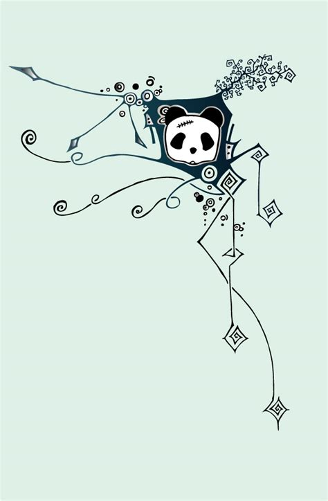 panda tattoo art panda tattoo by ukyoss on deviantart