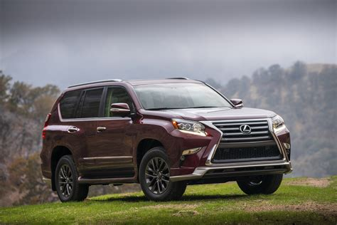 Lexus Gx Specs by 2018 Lexus Gx Review Ratings Specs Prices And Photos