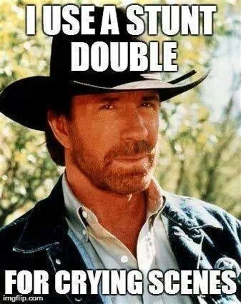 Chuck Noris Memes - what who do you think of when you think of a quot real man